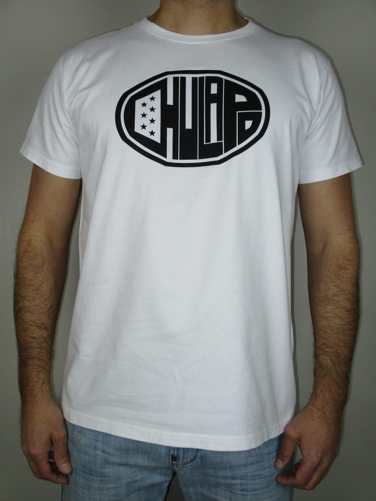 Chulapo hecho en España Calidad Madrid madrileño Camiseta con identidad