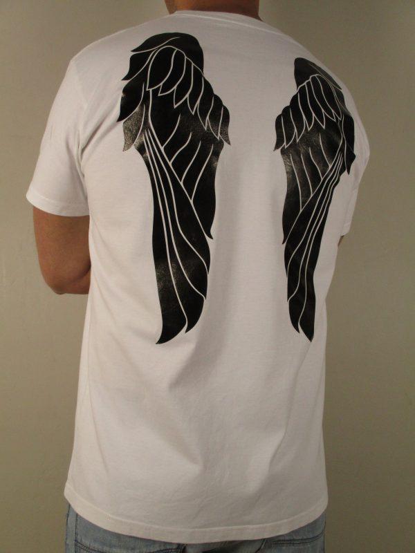 EHT Alas ángel camiseta perfecta regalo calidad hecha en España