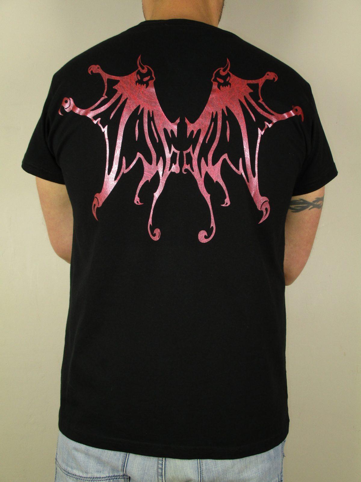 Camiseta calidad EHT marca registrada demonio camisetas diferentes