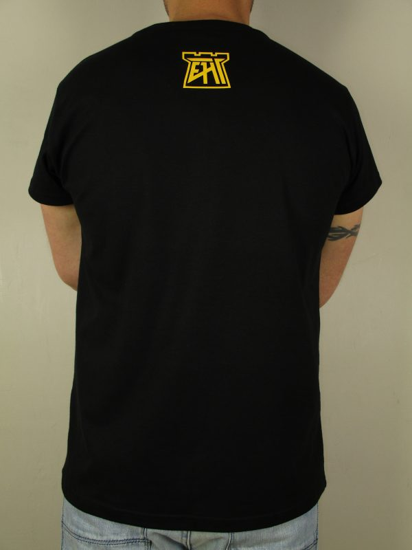 Camiseta riojana EHT ecualizador calidad, roblanvera, hecho en España calidad exclusivo La Rioja ADN,