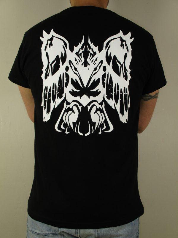 EHT Harapos camisetas de calidad hechas en España Totem cuervo lechuza tigre personalidad