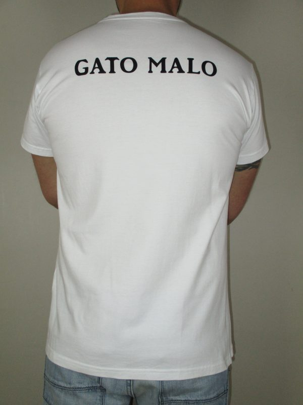 Chulapo camiseta calidad original identidad gato bueno Madrid madrileño Harapos