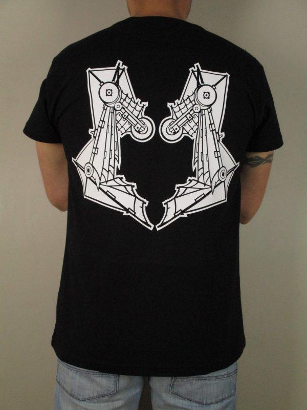 Leonardo Da Vinci EHT Harapos Camisetas de calidad Genio renacentista Alas Da Vinci Calidad Hecho en España Español Marca registrada